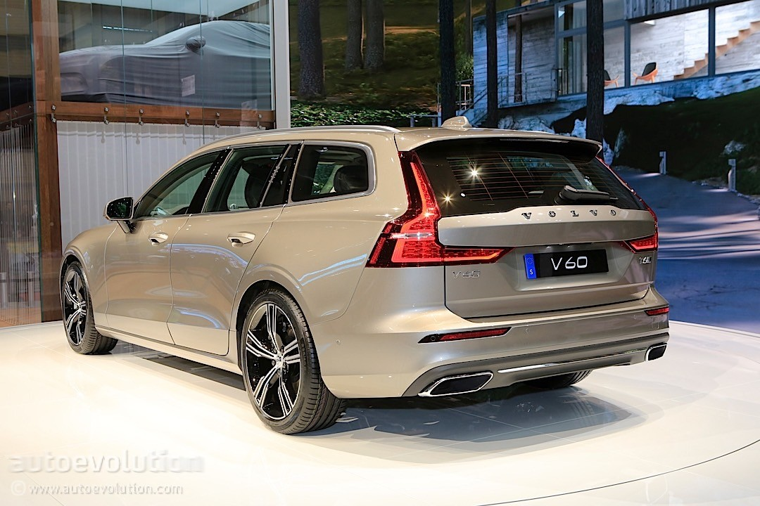 2019 Volvo V60 and XC40 Inscription to Debut in New York - autoevolution