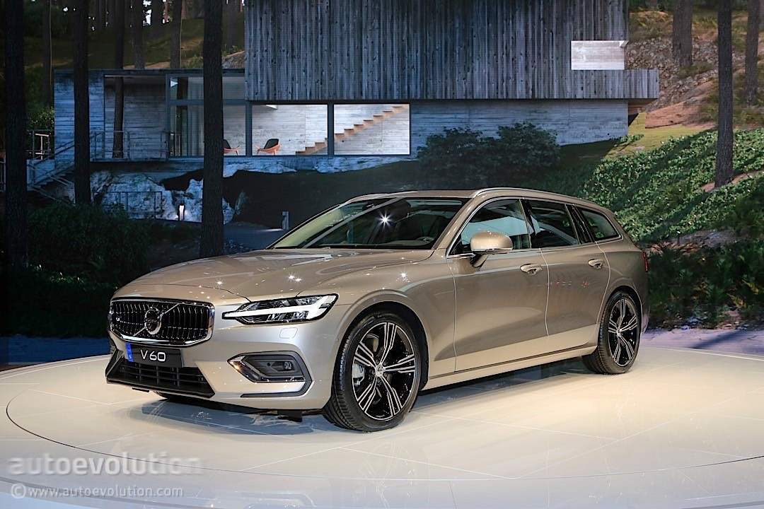 2019 Volvo V60 and XC40 Inscription to Debut in New York ...