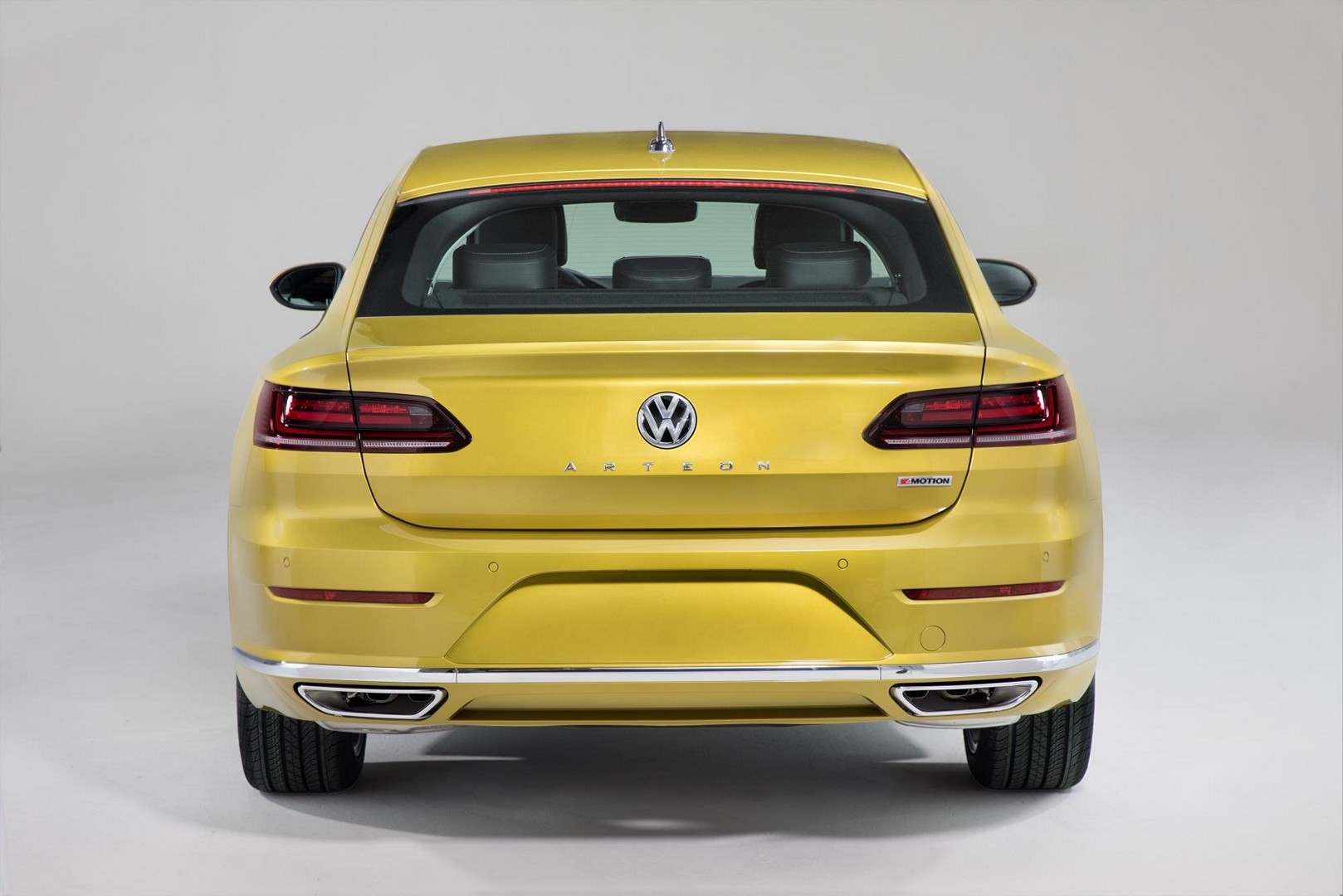 2019 vw arteon flagship sedan launched in chicago autoevolution. Black Bedroom Furniture Sets. Home Design Ideas