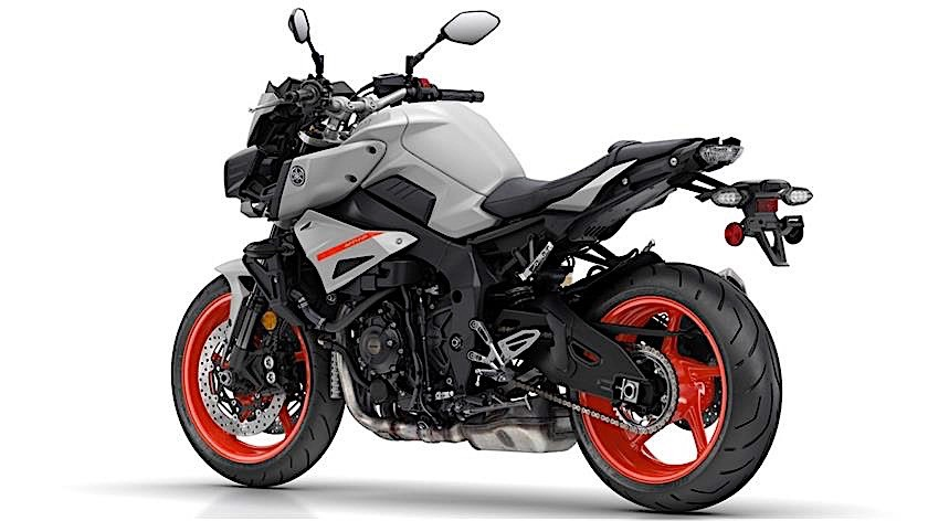 2018 Yamaha MT-10 Hyper Naked Motorcycle - Specs, Prices