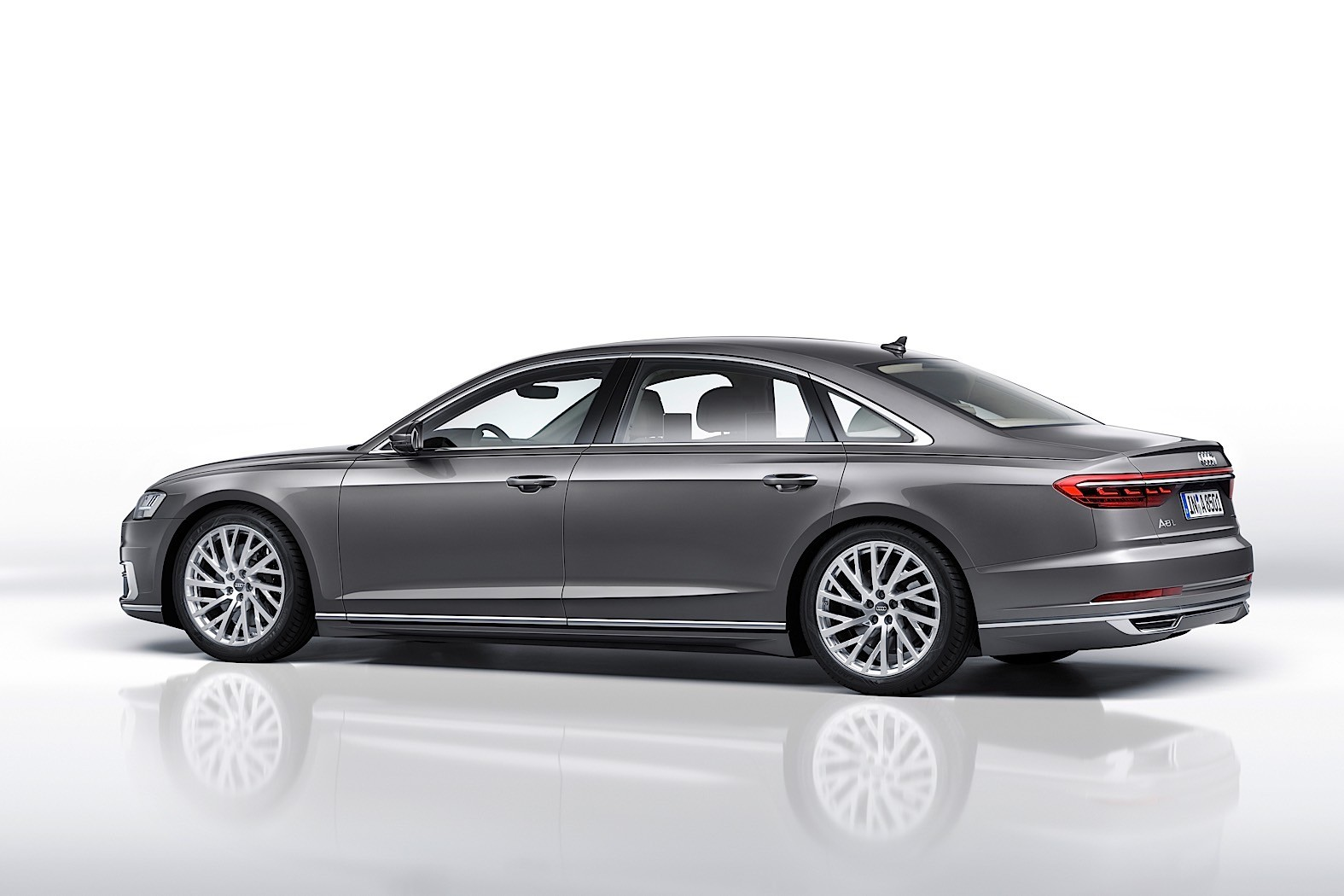 Audi A Goes On Sale With Stupid Names Like TFSI And TDI - 2018 audi a8 for sale