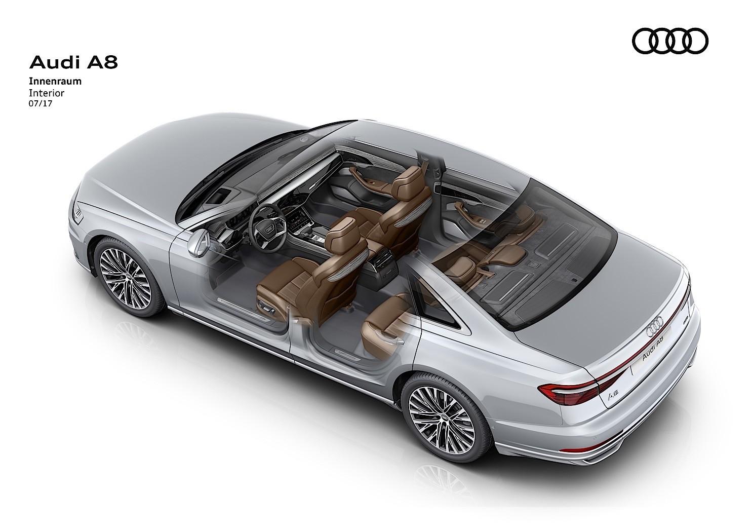 ... 2018 Audi A8 D5 ...
