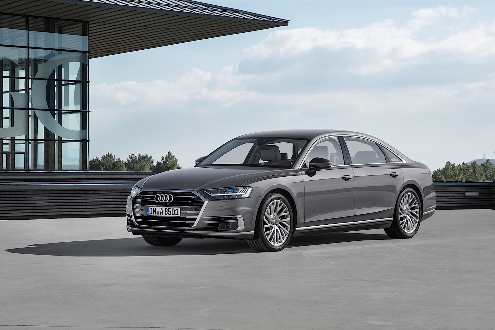 audi a8 coupe wants to start a luxury two door war with mercedes autoevolution. Black Bedroom Furniture Sets. Home Design Ideas