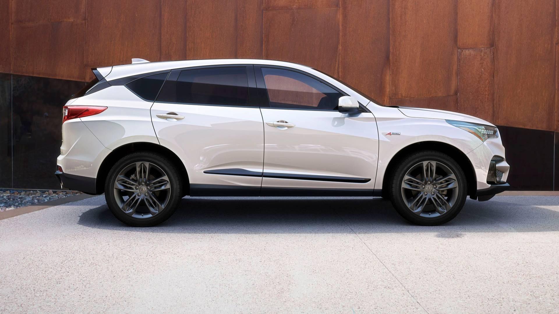 2020 Acura RDX Adds Platinum White Exterior Color ...