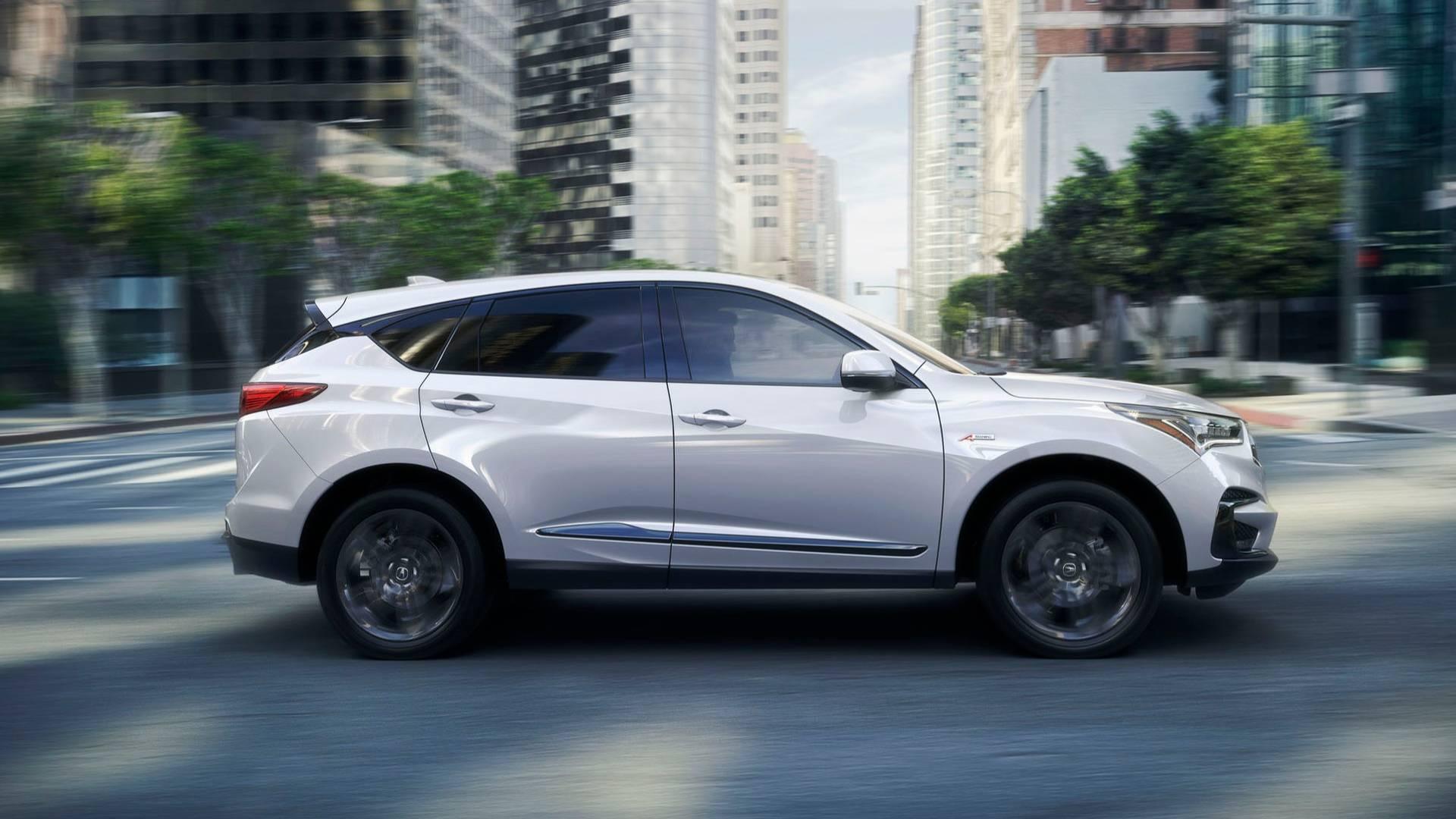2020 acura rdx adds platinum white exterior color