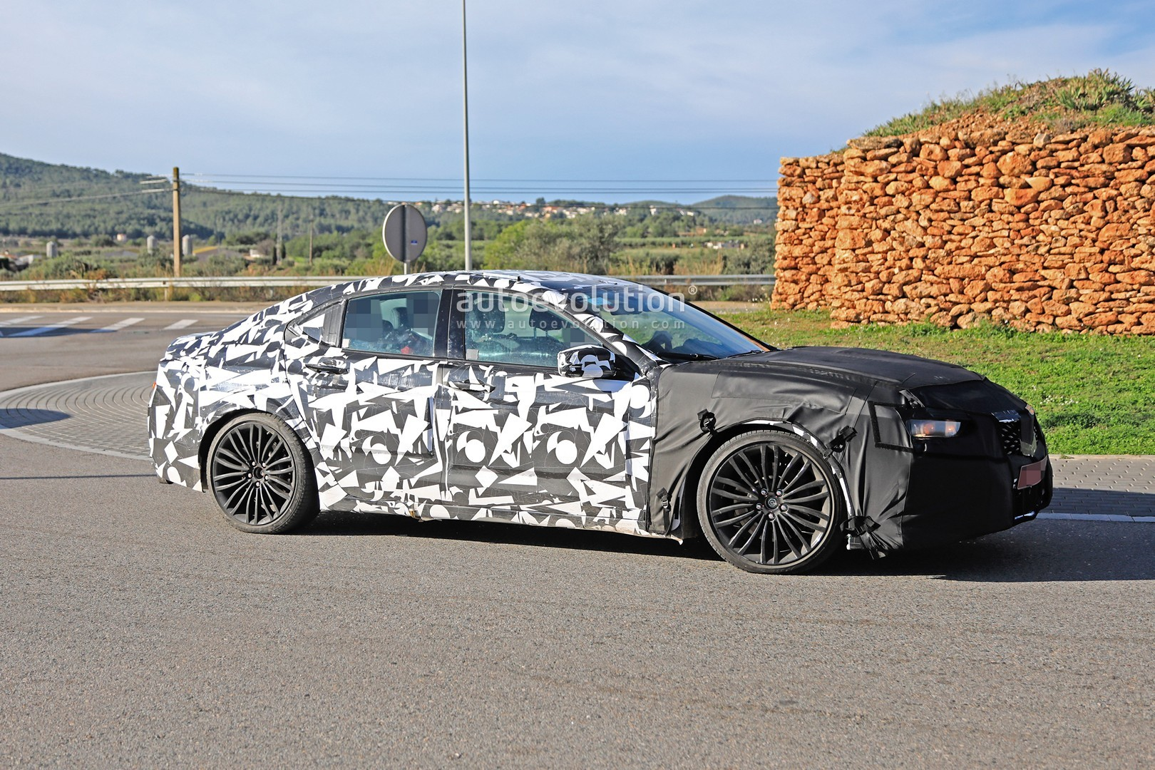 2020 Acura TLX Type S Spied With Audi S4 and AMG C43, V6 ...