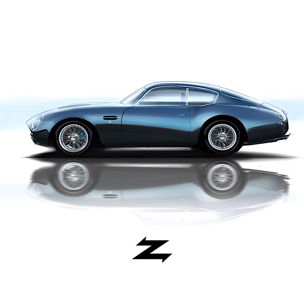 Aston Martin DBS GT Zagato First Renderings Released