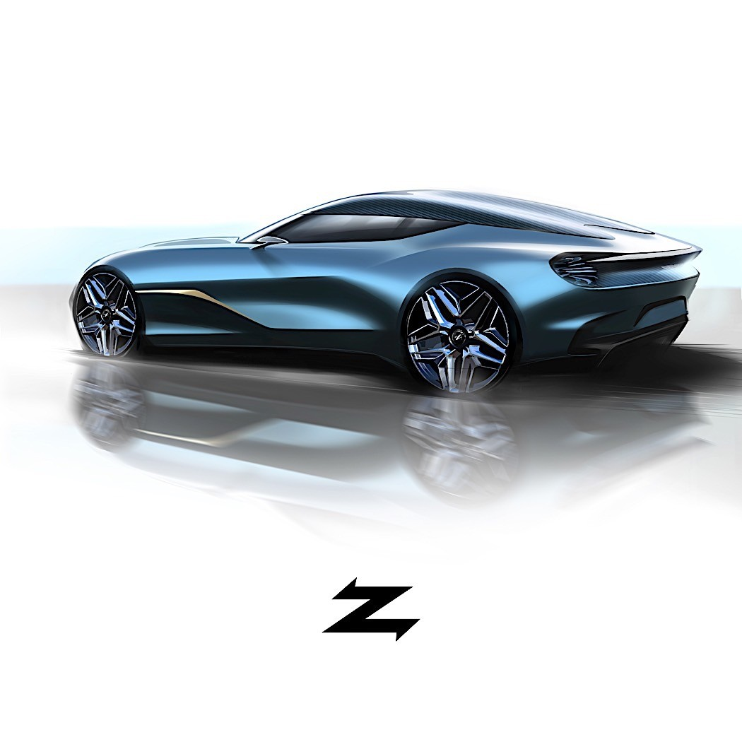 2020 Aston Martin DBS GT Zagato First Renderings Released