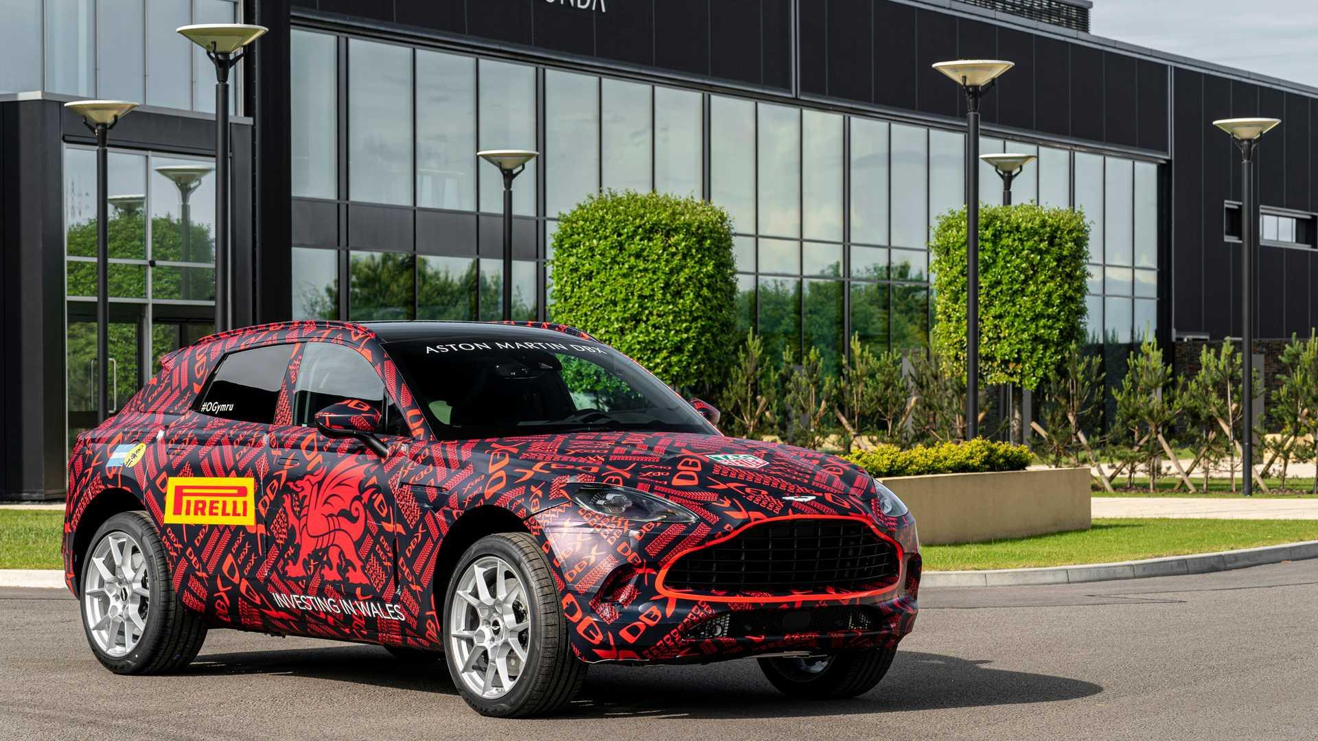 Aston Martin Vantage Heritage Racing Editions revealed
