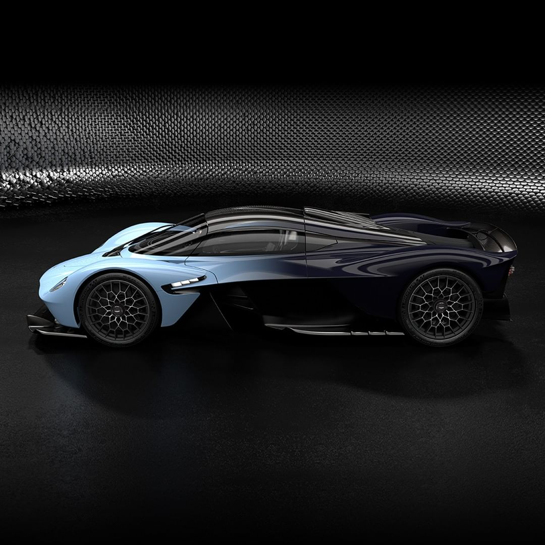 2020 Aston Martin Valkyrie Previewed In Production
