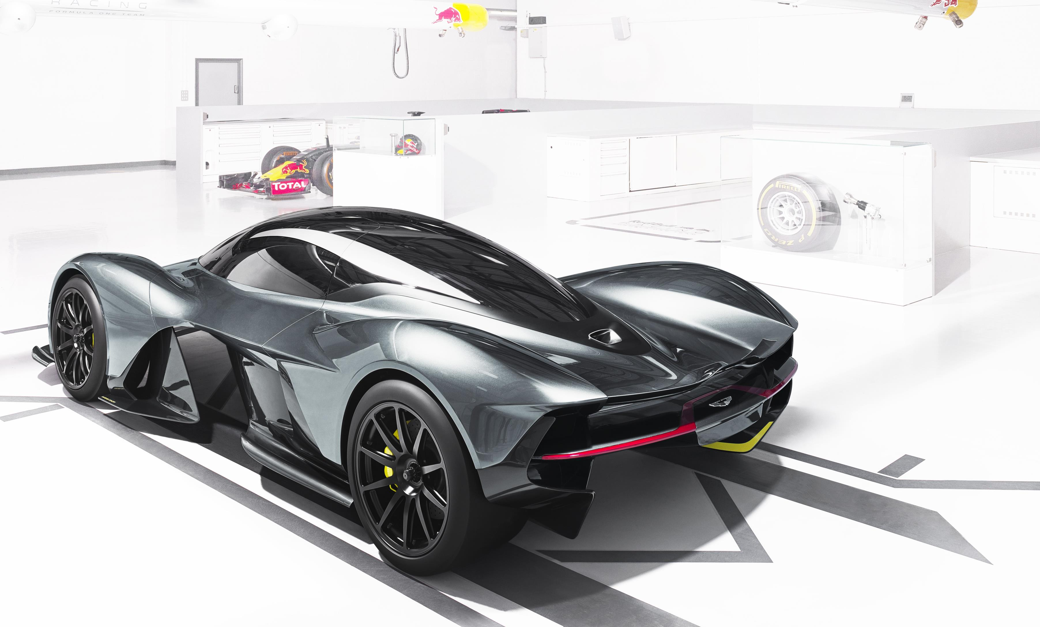 2020 aston martin vanquish could be the automaker's mid-engine