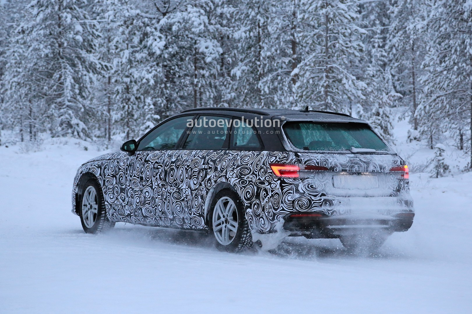 2020 audi a4 spied, getting new facelift worth half a
