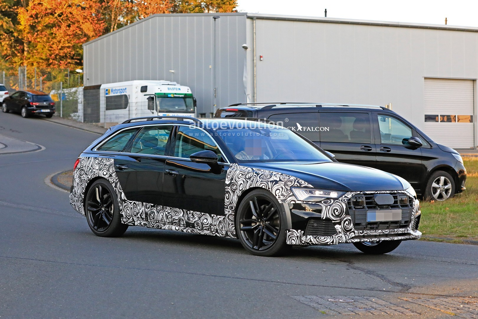 2020 Audi A6 allroad quattro Spied Testing With Mild Off ...