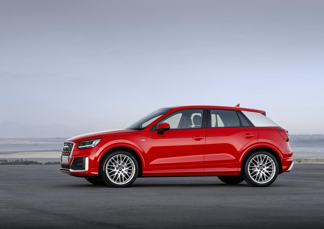 audi trademarks q1 a2 and rs2 flood of even smaller premium cars coming autoevolution. Black Bedroom Furniture Sets. Home Design Ideas