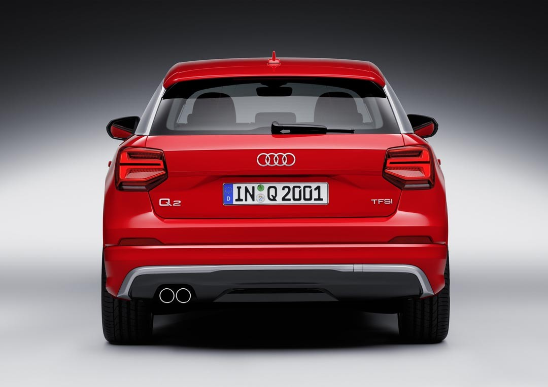 Audi Trademarks Q A And RS Flood Of Even Smaller Premium Cars - Audi q1