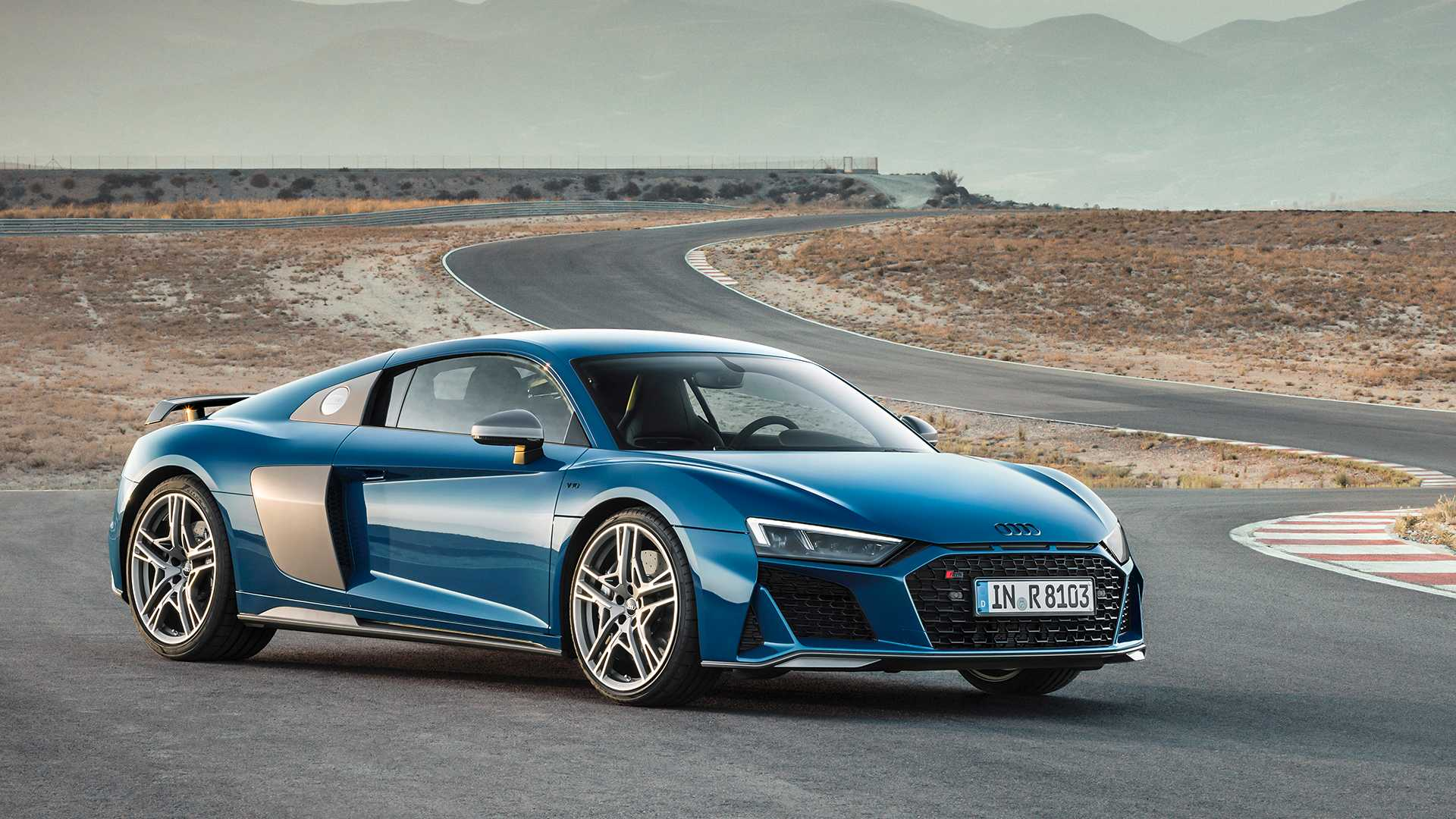 2020 Audi R8 V10 Coupe Priced At 169900 Autoevolution