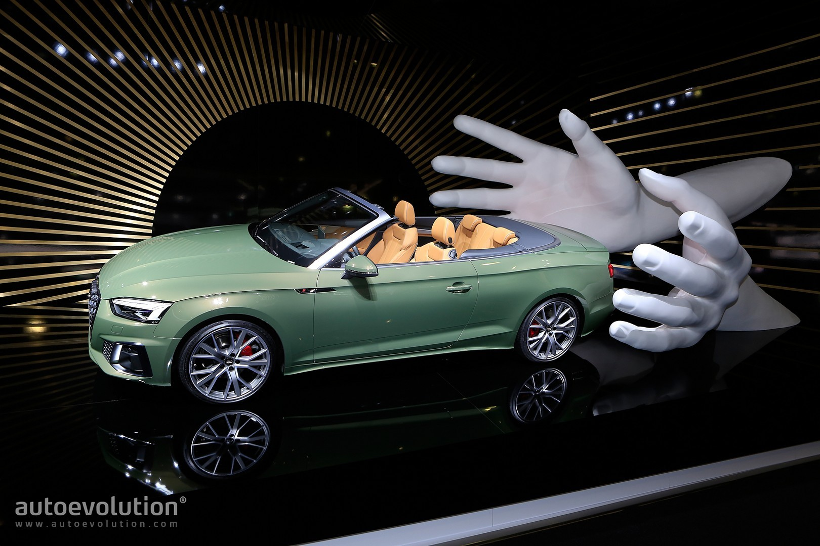 2020 Audi S5 And A5 Show Invisible Facelift In Frankfurt Autoevolution