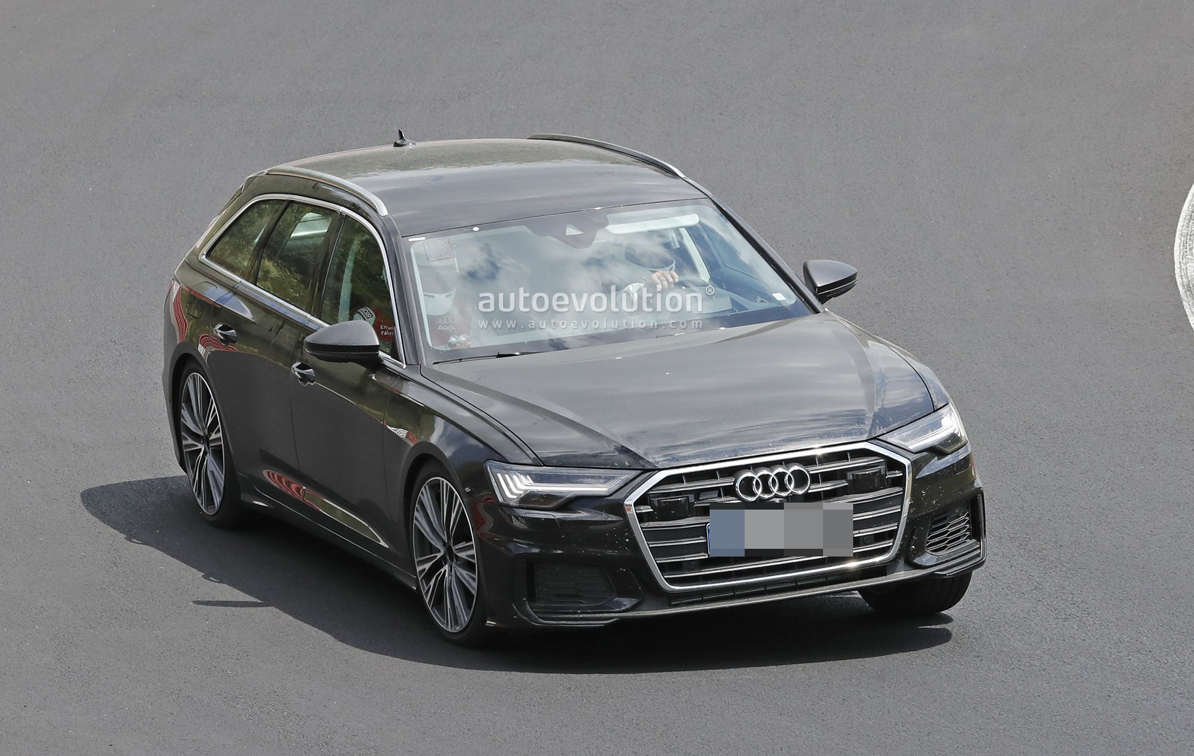 Zac Efron's Surprisingly Choice: an Audi S6 - autoevolution