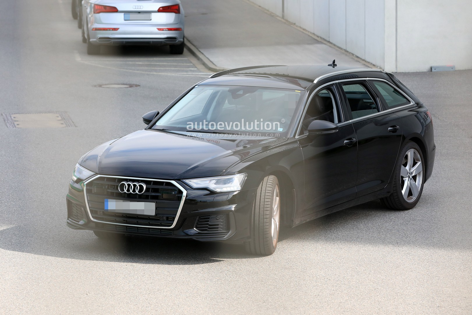 2017 - [Audi] A6 Berline & Avant [C8] - Page 10 2020-audi-s6-avant-spied-with-no-camo-looks-very-understated_1