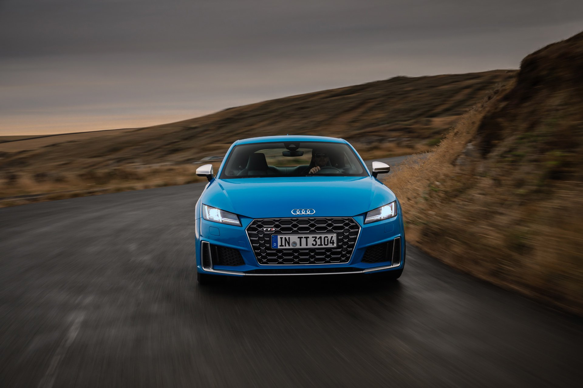 2020 Audi TTS competition Launched, Costs €6,550 Extra ...