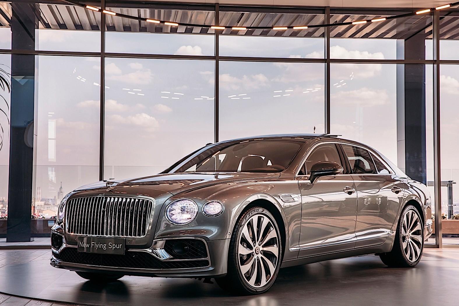 Bentley Flying Spur (2019) 34