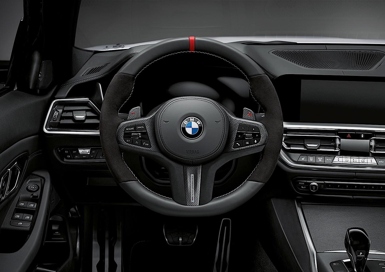2020 BMW 3 Series M Performance Parts Take the Sedan to an ...