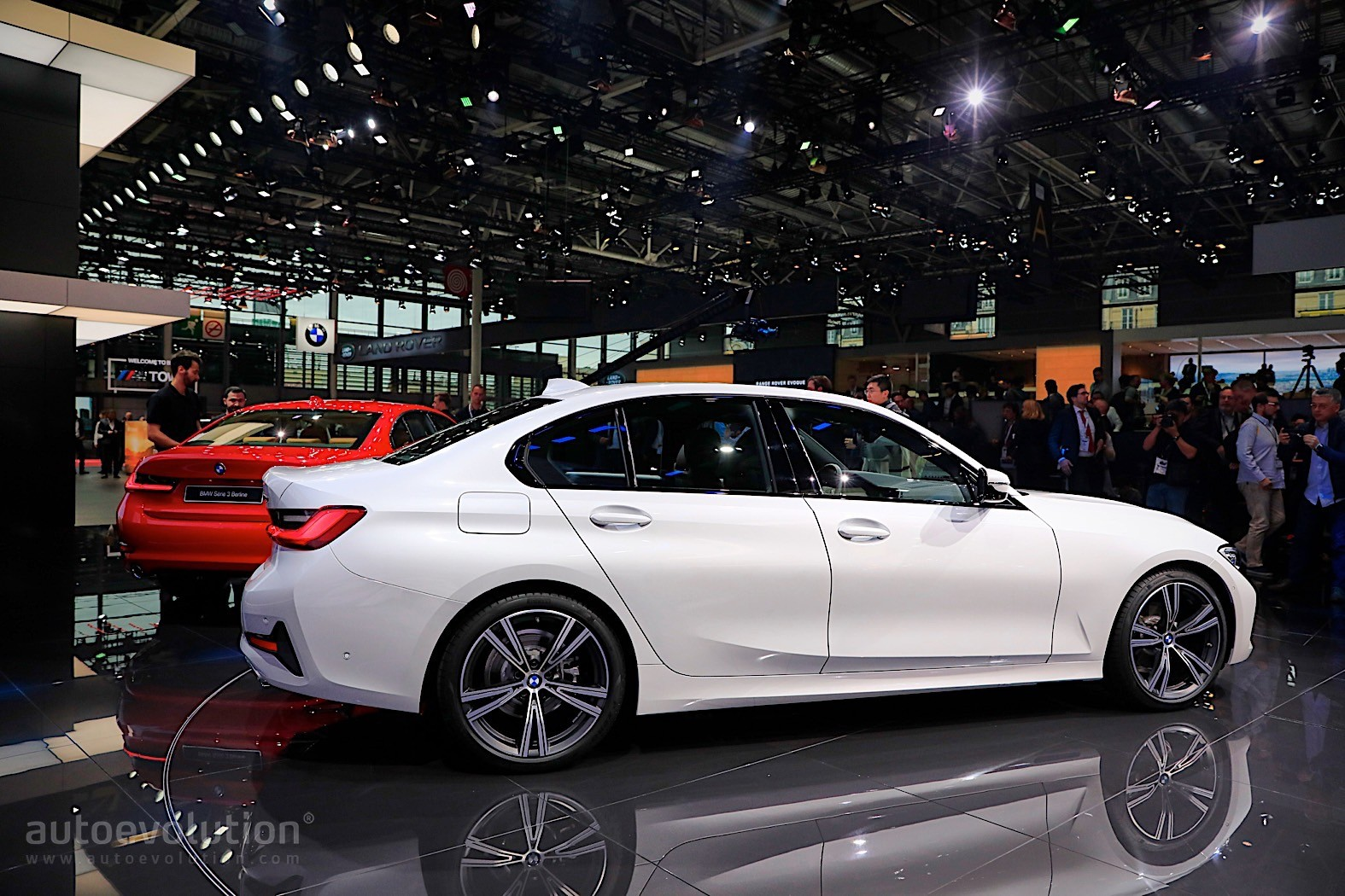 Paris Auto Show 2020.2020 Bmw 3 Series Paris Photos Show The Ultimate Sports