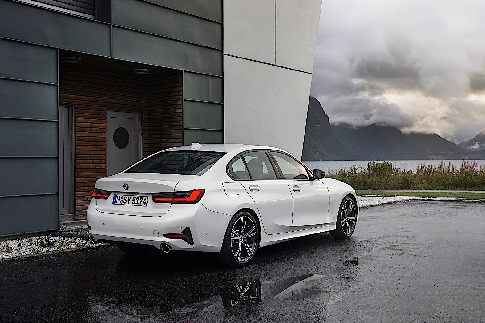 2020 bmw 3 series revealed in stunning photo shoot, more