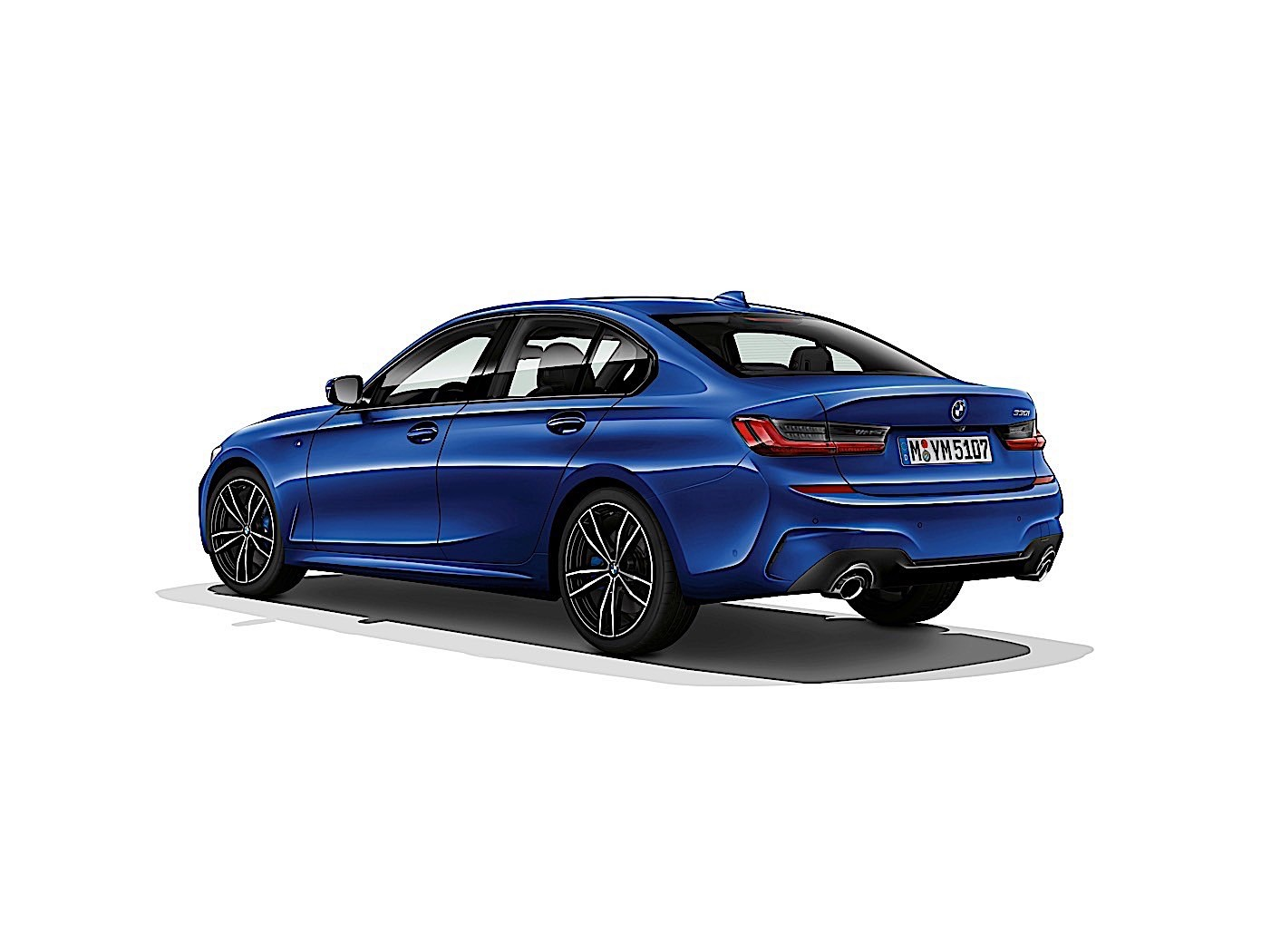 2020 BMW 3 Series Revealed in Stunning Photo Shoot, More ...
