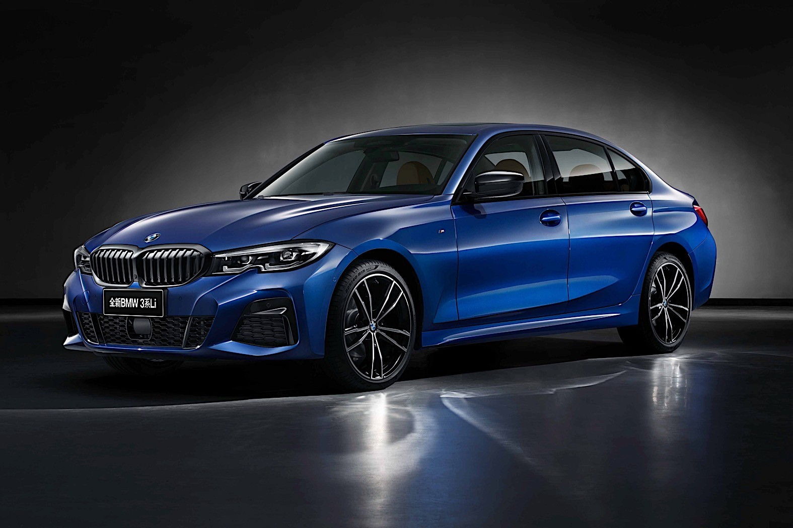 2020 bmw 3 series stretches to become 325li exclusively