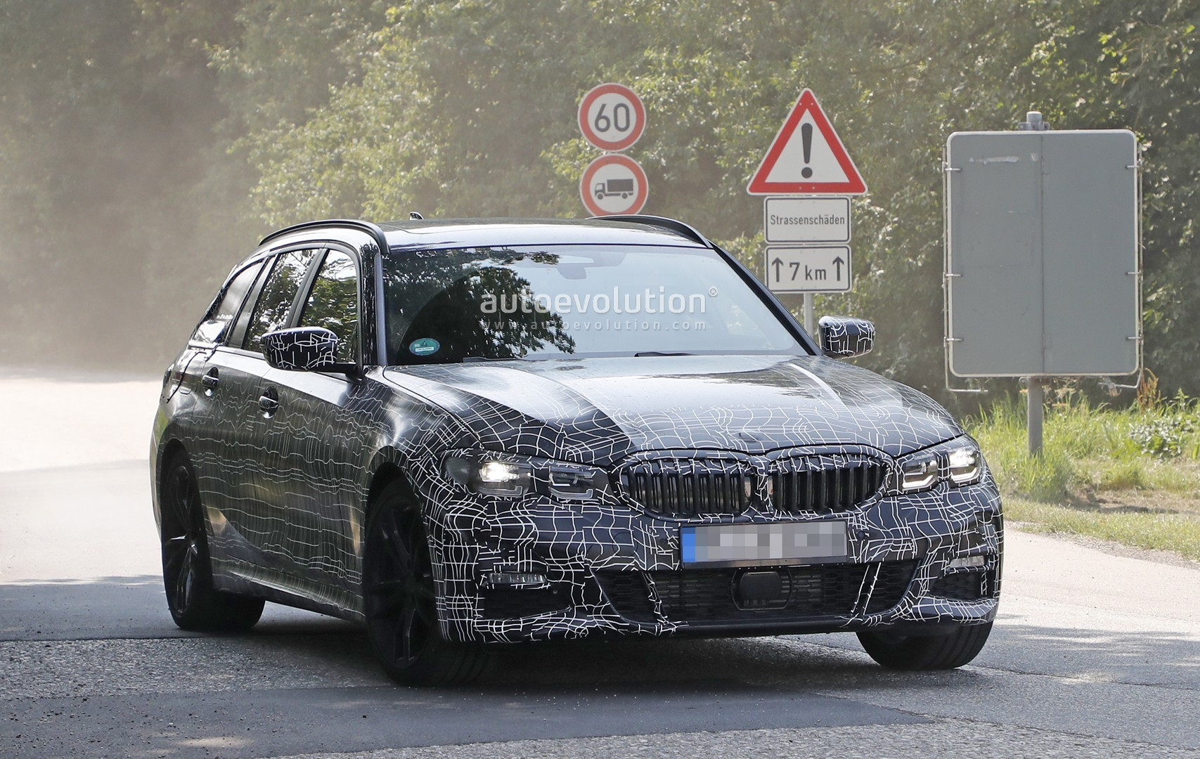 2020 bmw 3 series touring looks excellent interior spied as well BMW Furniture
