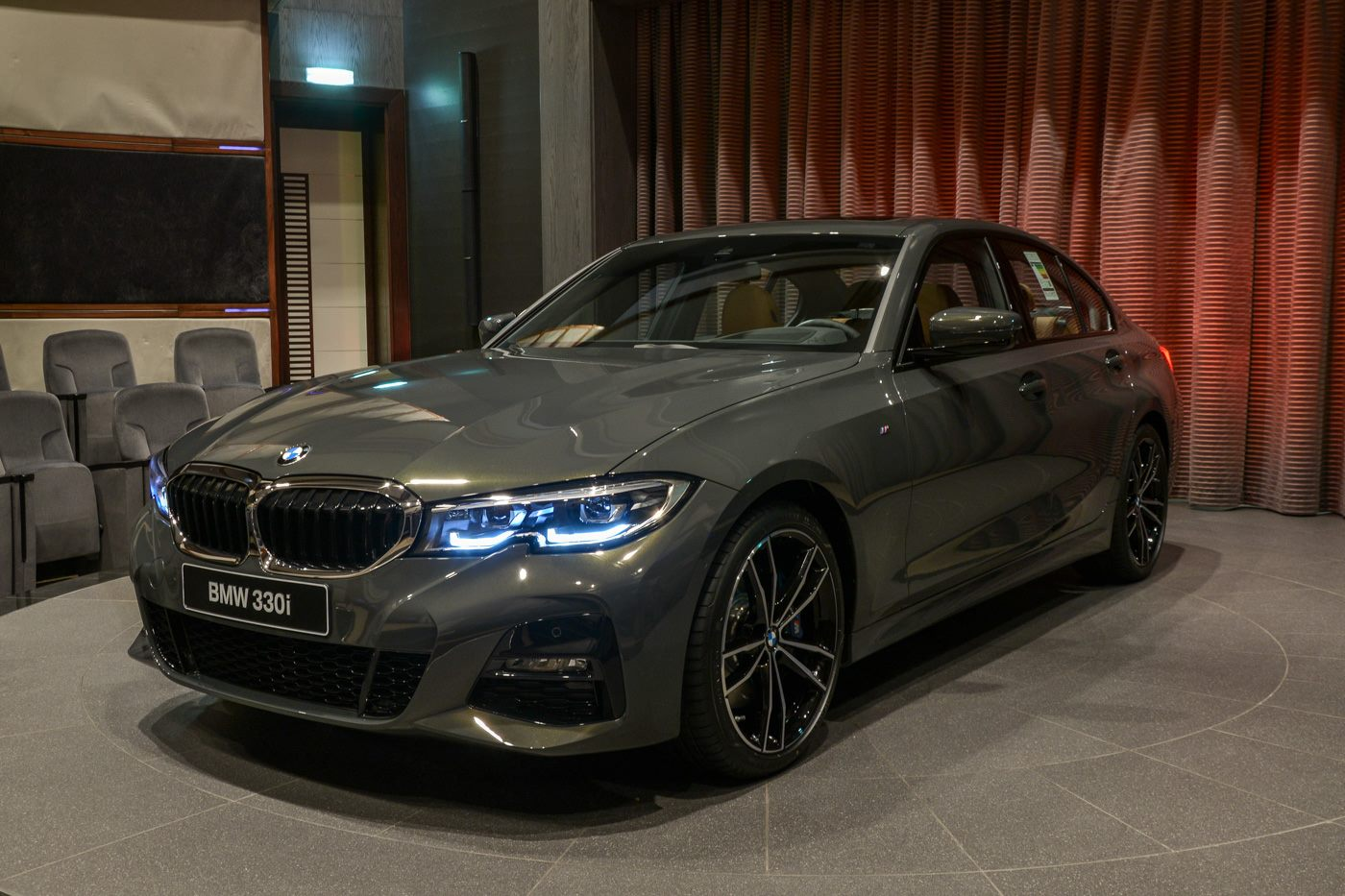 2020 Bmw 330i M Sport Package