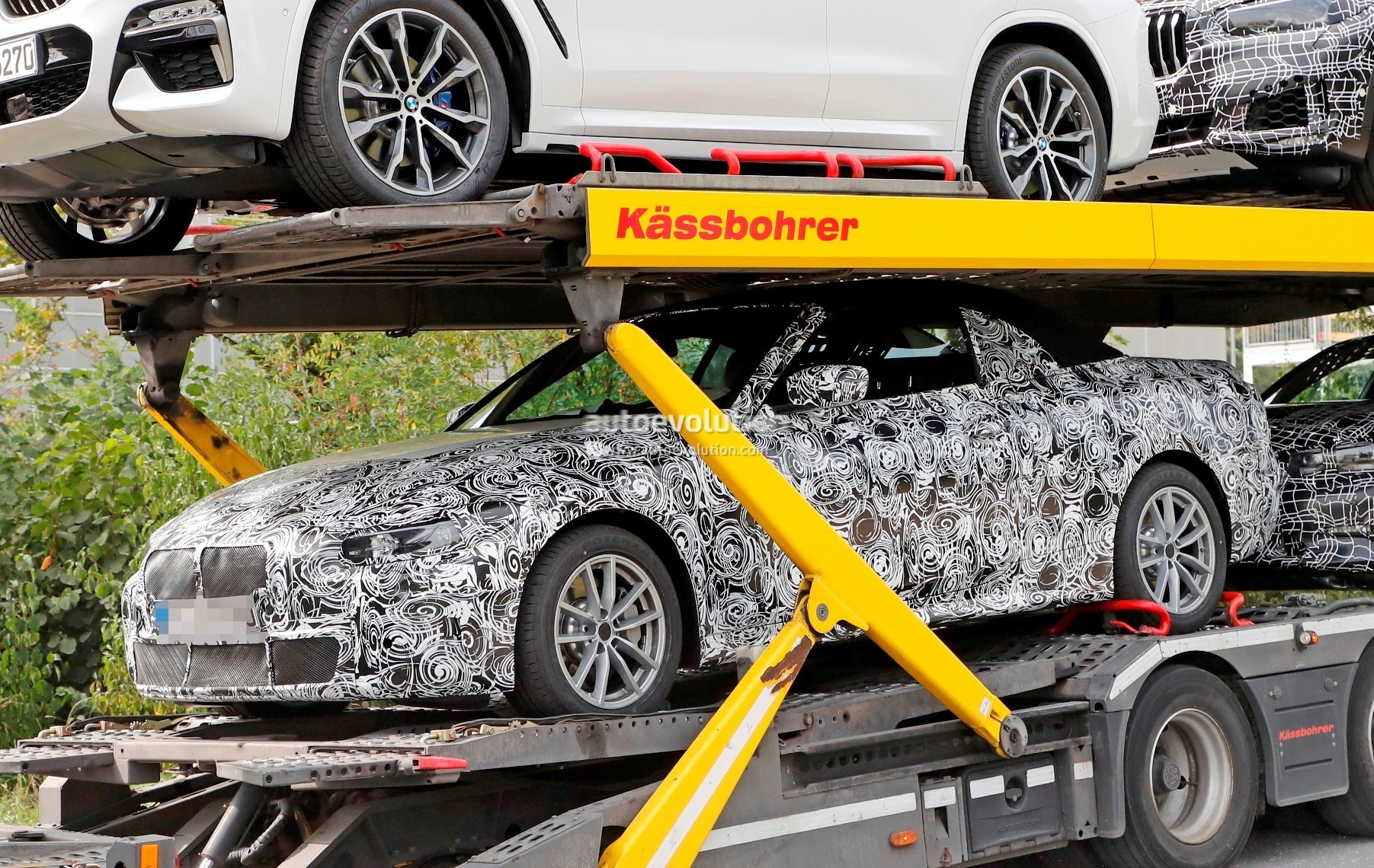 Superior Auto Group >> 2020 BMW 4 Series Convertible (G22) Spied Flaunting Soft ...