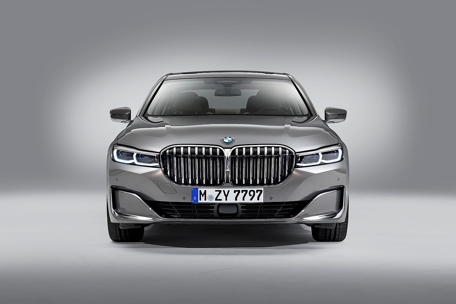 Official 2020 Bmw 7 Series Has More Tech More Power And More