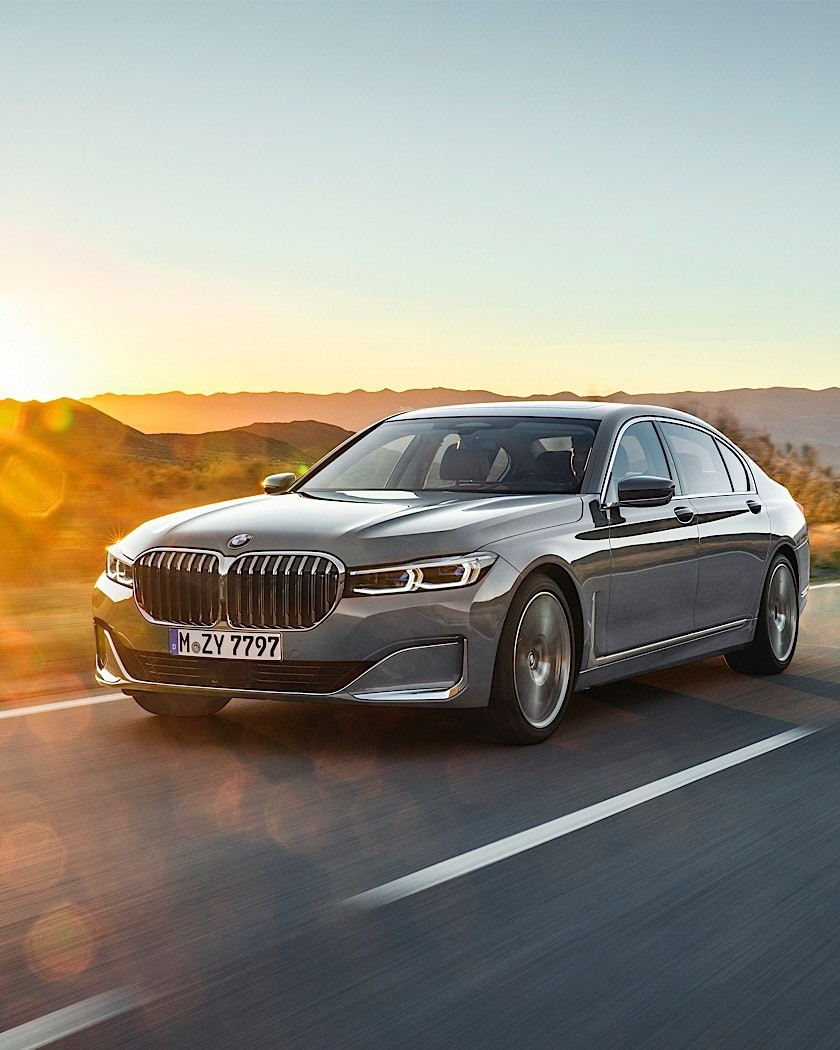 Official: 2020 BMW 7 Series Has More Tech, More Power And