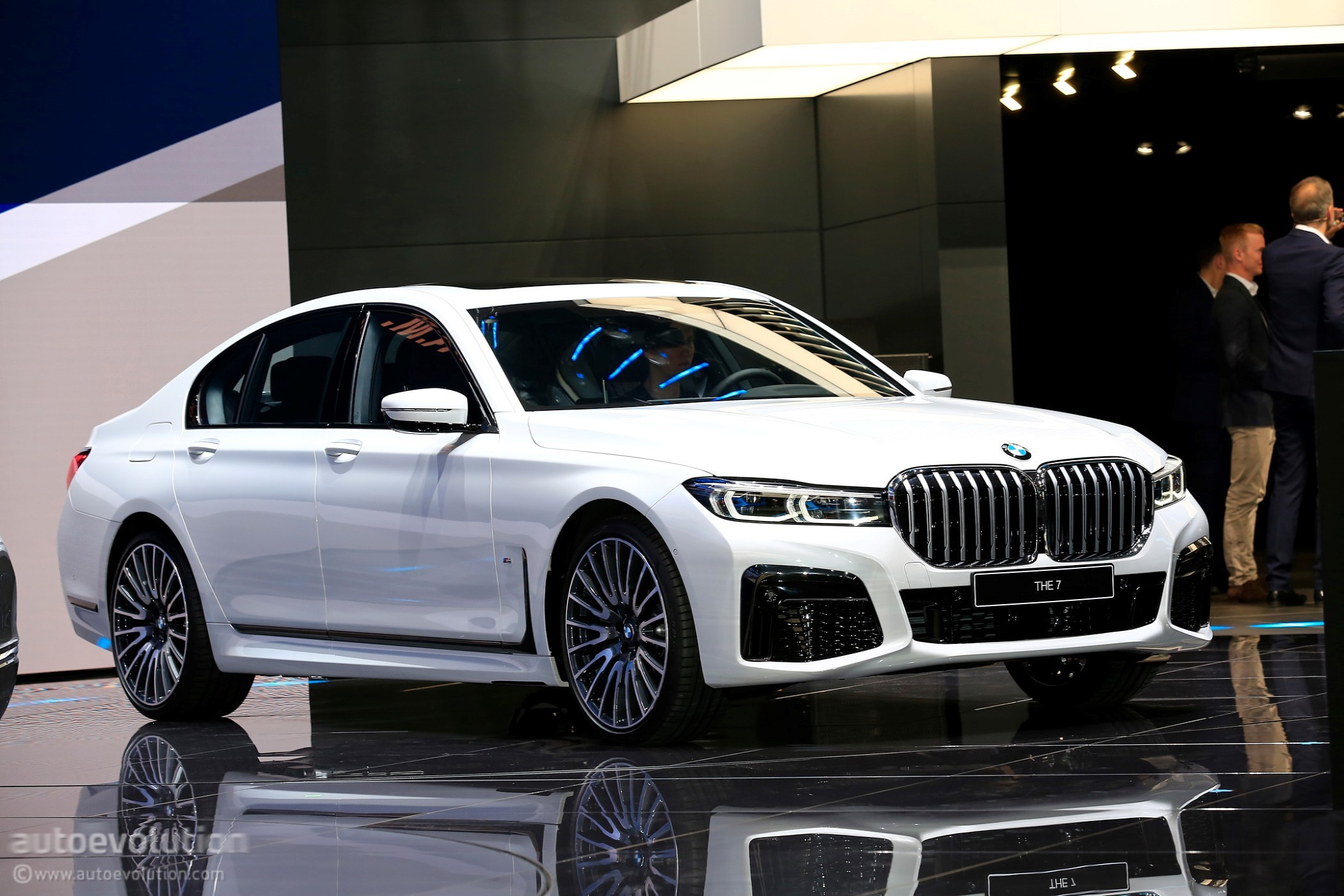 2020 Bmw 7 Series Look Dignified In Geneva Autoevolution