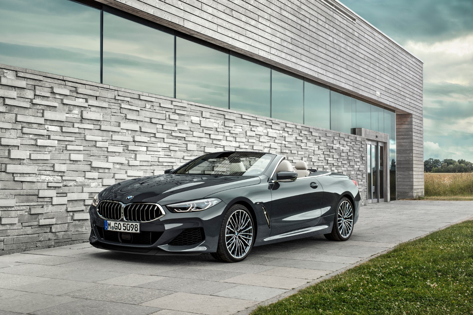2020 Bmw 8 Series Convertible Goes Official Before La Auto