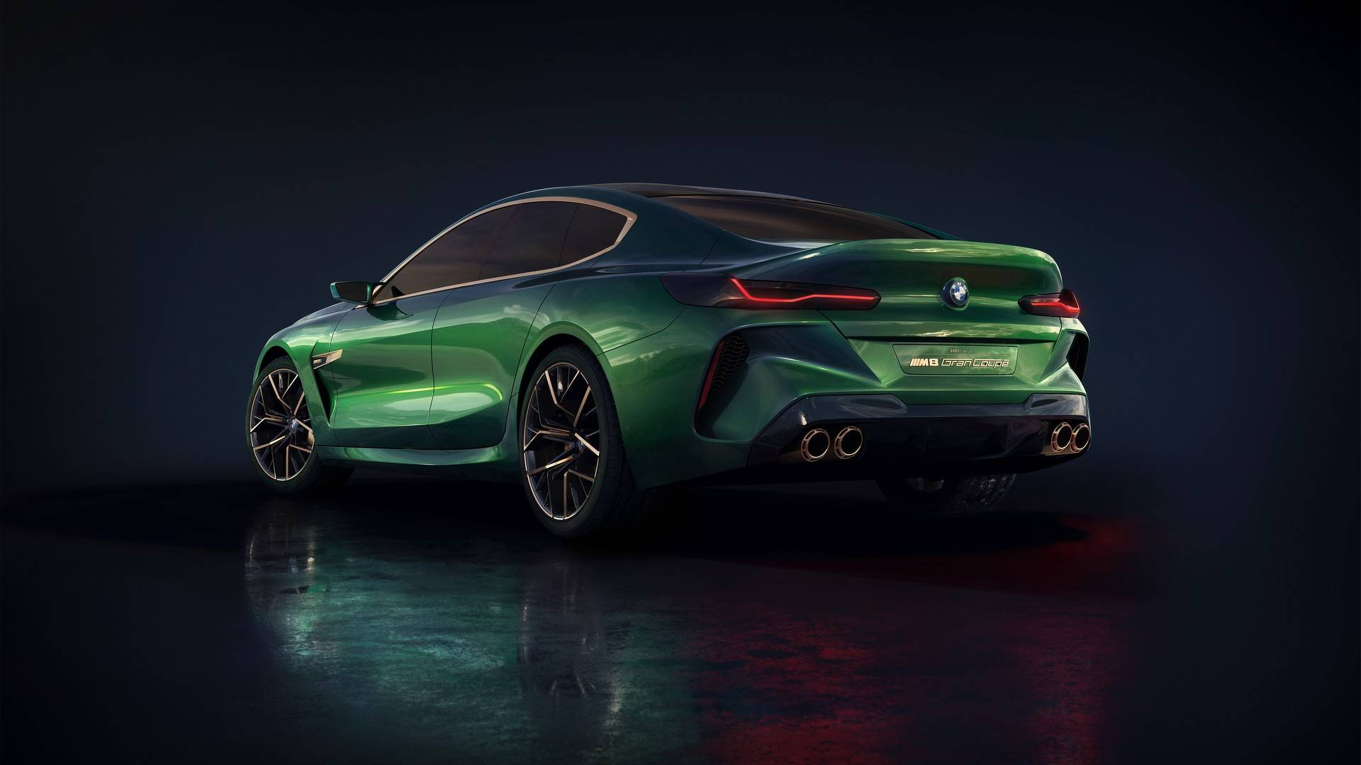 Bmw M850i Gran Coupe Rendered Looks Like The Real Deal Autoevolution