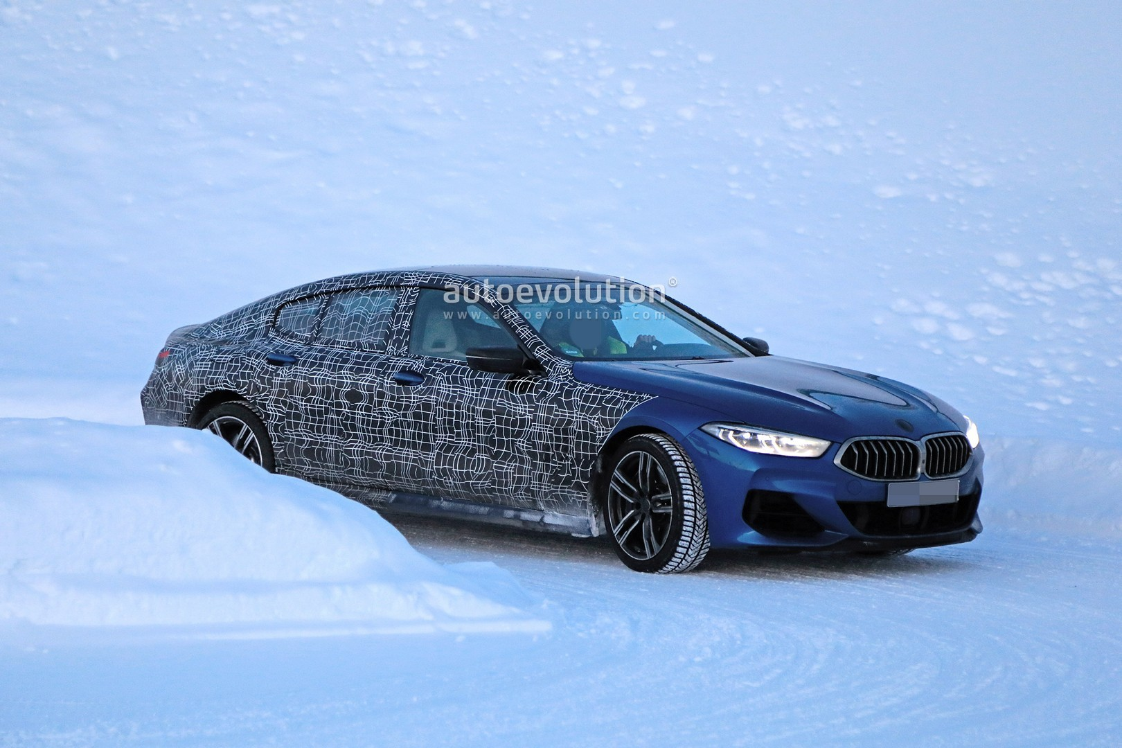 BMW 8 Series Gran Coupe Looks Exactly Like You Thought It Would