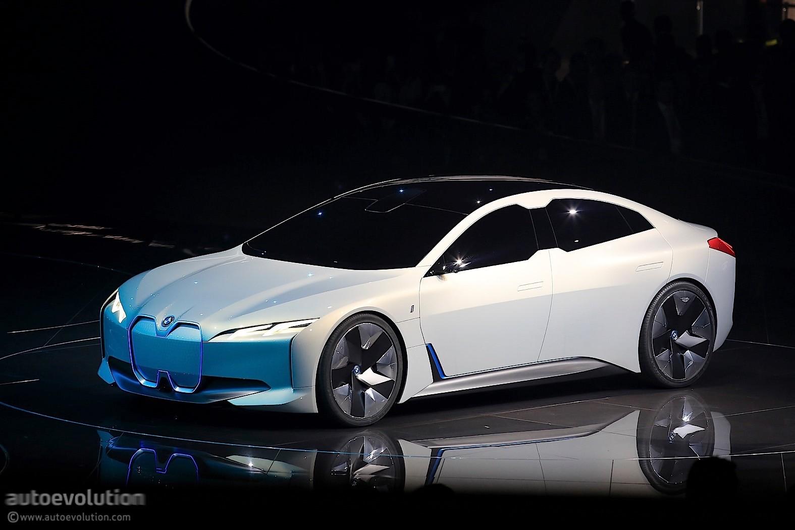 Bmw Software Update >> 2020 BMW i4 to Have Tesla-Beating Range - autoevolution