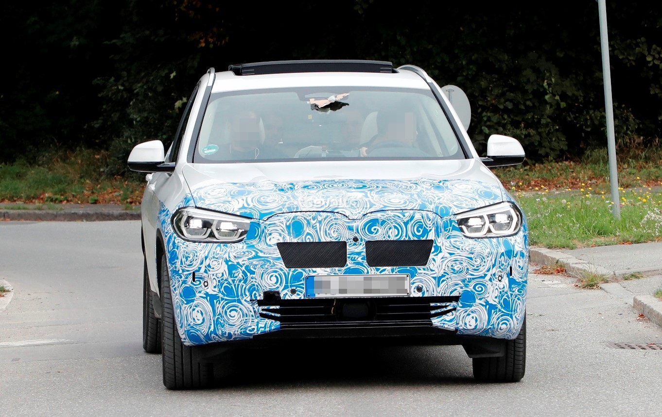 2020 BMW iX3 Reservations Are Go In Norway - autoevolution