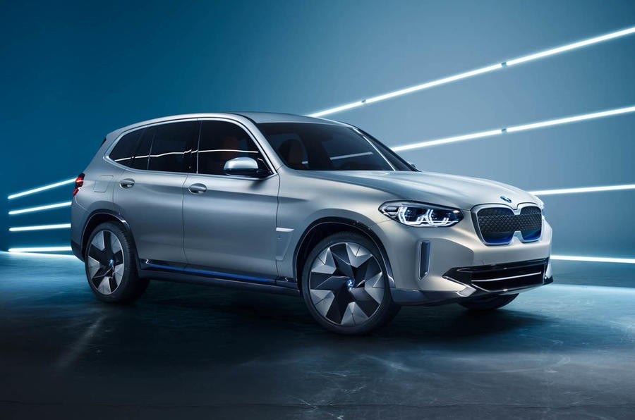 2020 Bmw Ix3 To Be Manufactured In China Autoevolution