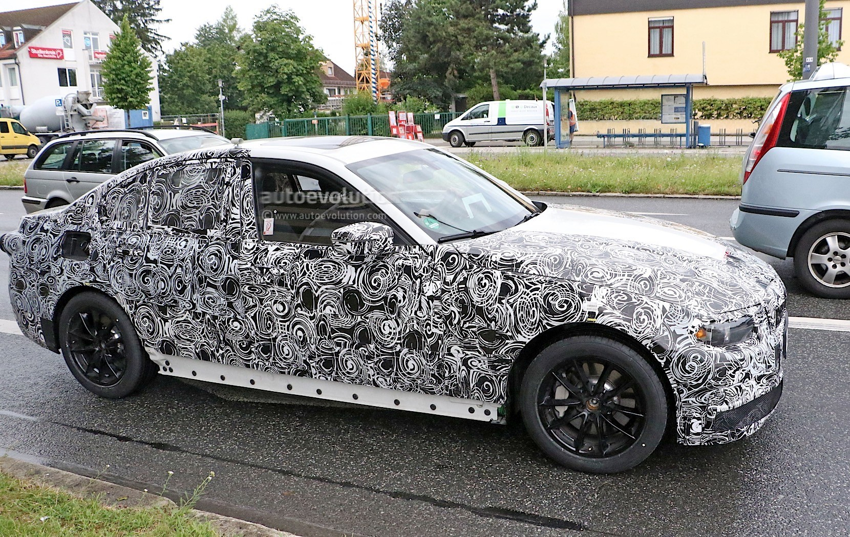 2020 bmw m3  g80  rumored to develop 500 ps from s58