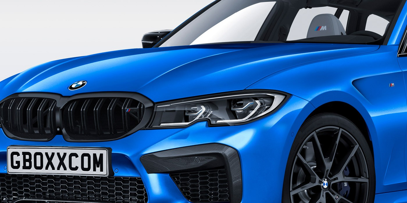 2020 Bmw M3 Touring Rendered Probably Won T Happen Autoevolution