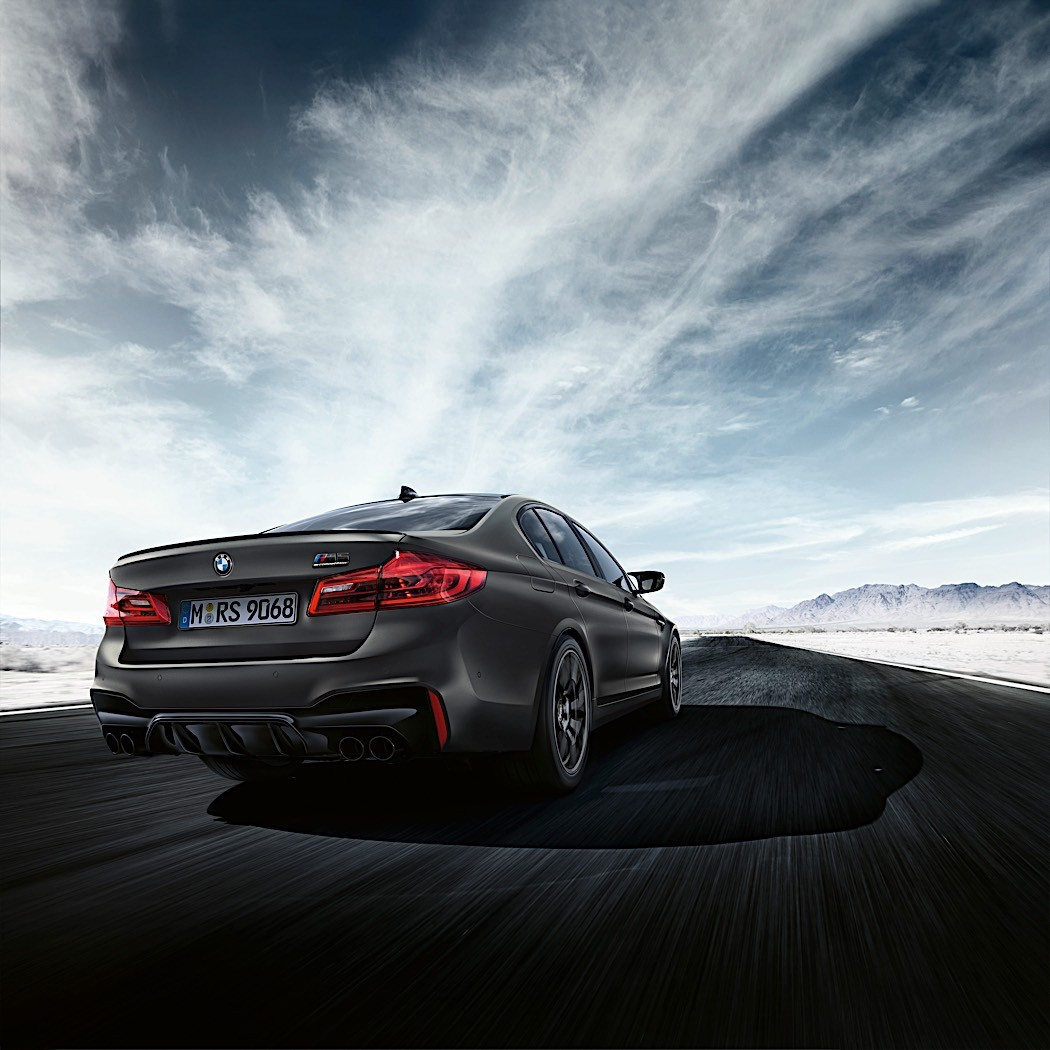 Bmw 750: 2020 BMW M5 Edition 35 Jahre Takes Competition To New