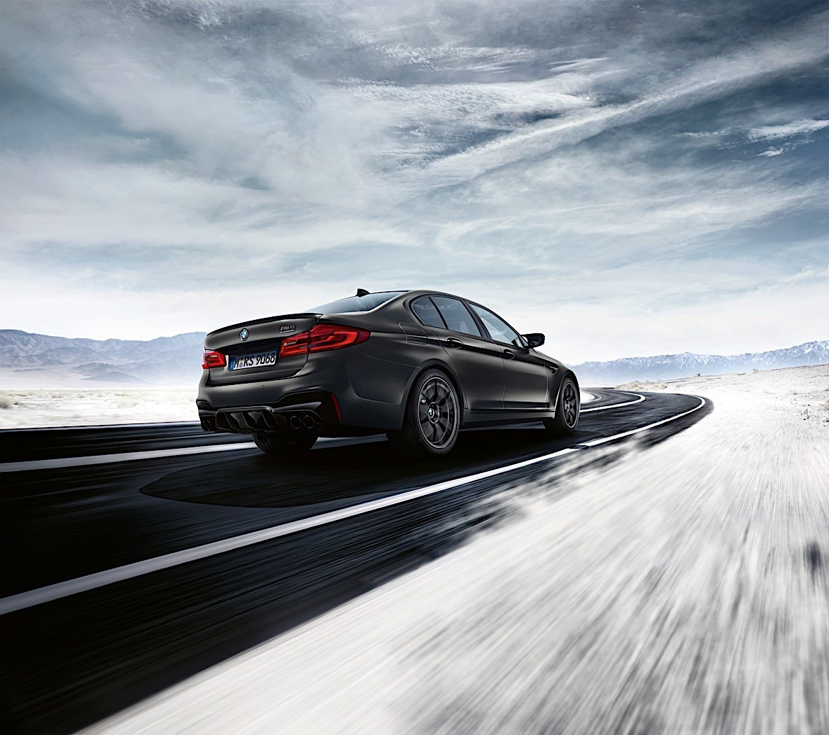 Bmw M5 Car: 2020 BMW M5 Edition 35 Jahre Takes Competition To New