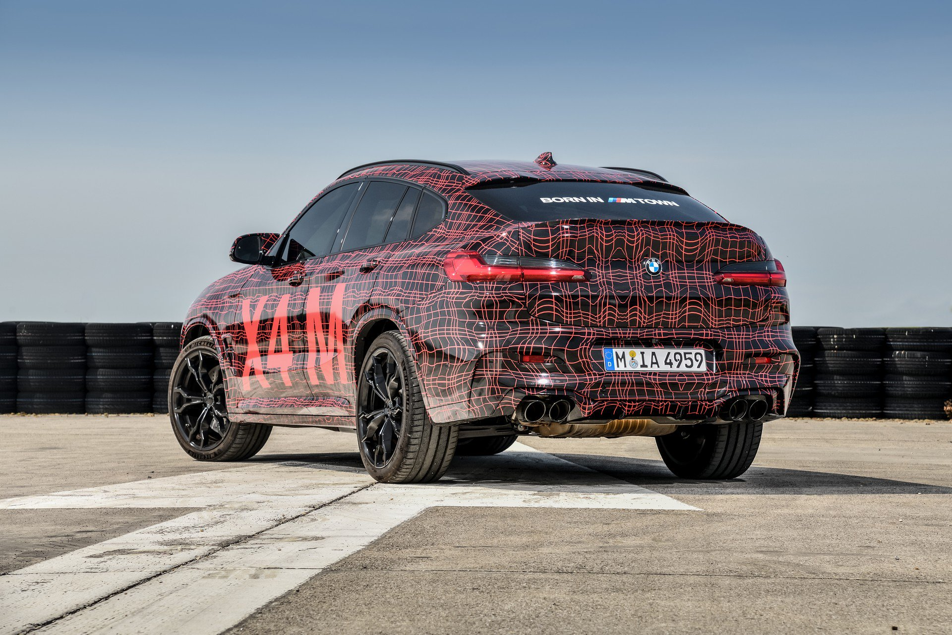2020 Bmw X3 M And X4 M Star In Official Videos Start From 70000