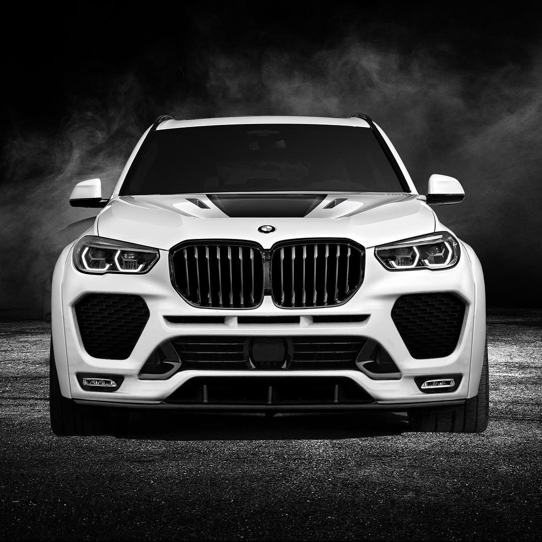 Bmw Xs5: 2020 BMW X5 Gets Stormtrooper Widebody Kit From Renegade