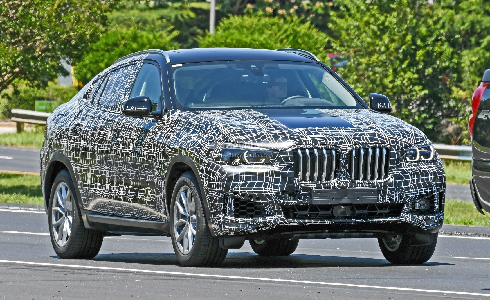 2020 Bmw X6 G06 Spied In Spartanburg Autoevolution