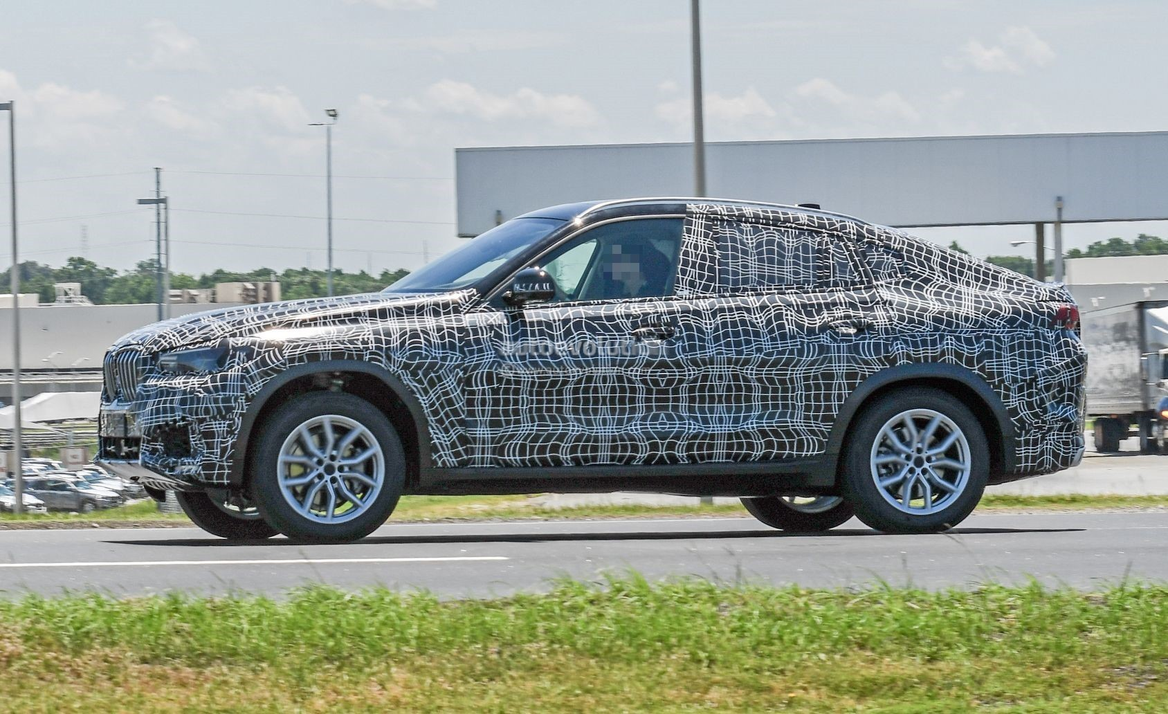Bmw X3 2018 Pricing >> 2020 BMW X6 (G06) Spied In Spartanburg - autoevolution
